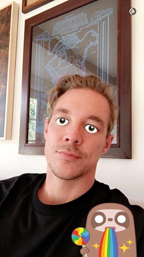 Sexy male snapchats