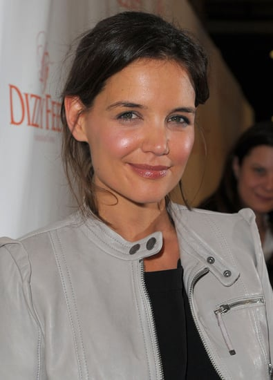 Katie Holmes arrives at the Dizzy Feet Foundation's Inaugural Celebration of Dance