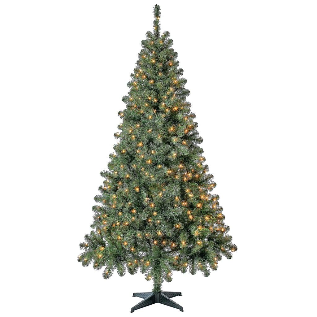 Holiday Time Pre-Lit Madison Pine Artificial Christmas Tree