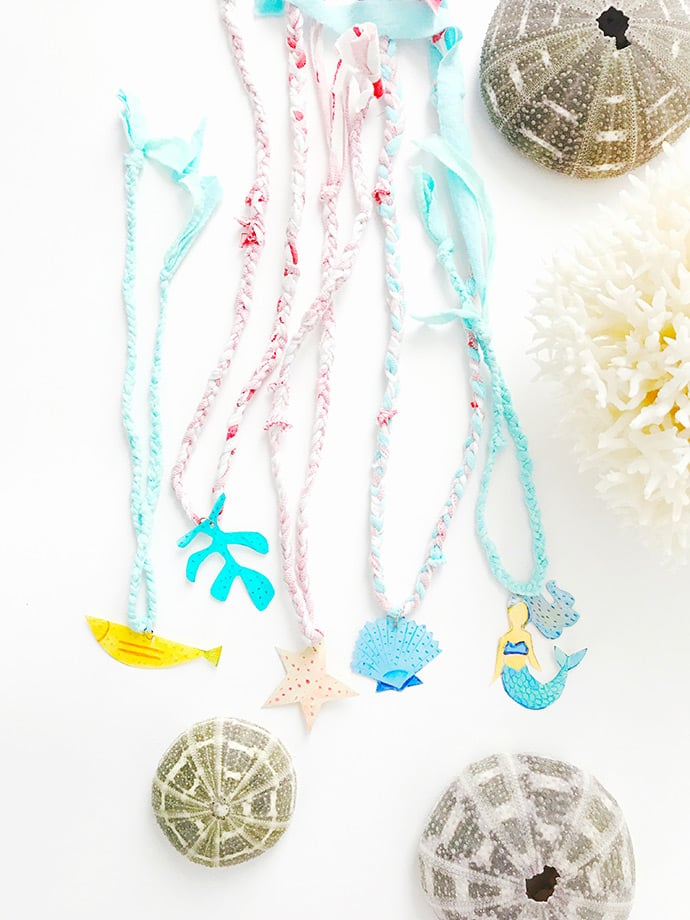 Sea Charm Necklace