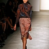 2011 Spring New York Fashion Week: Costello Tagliapietra