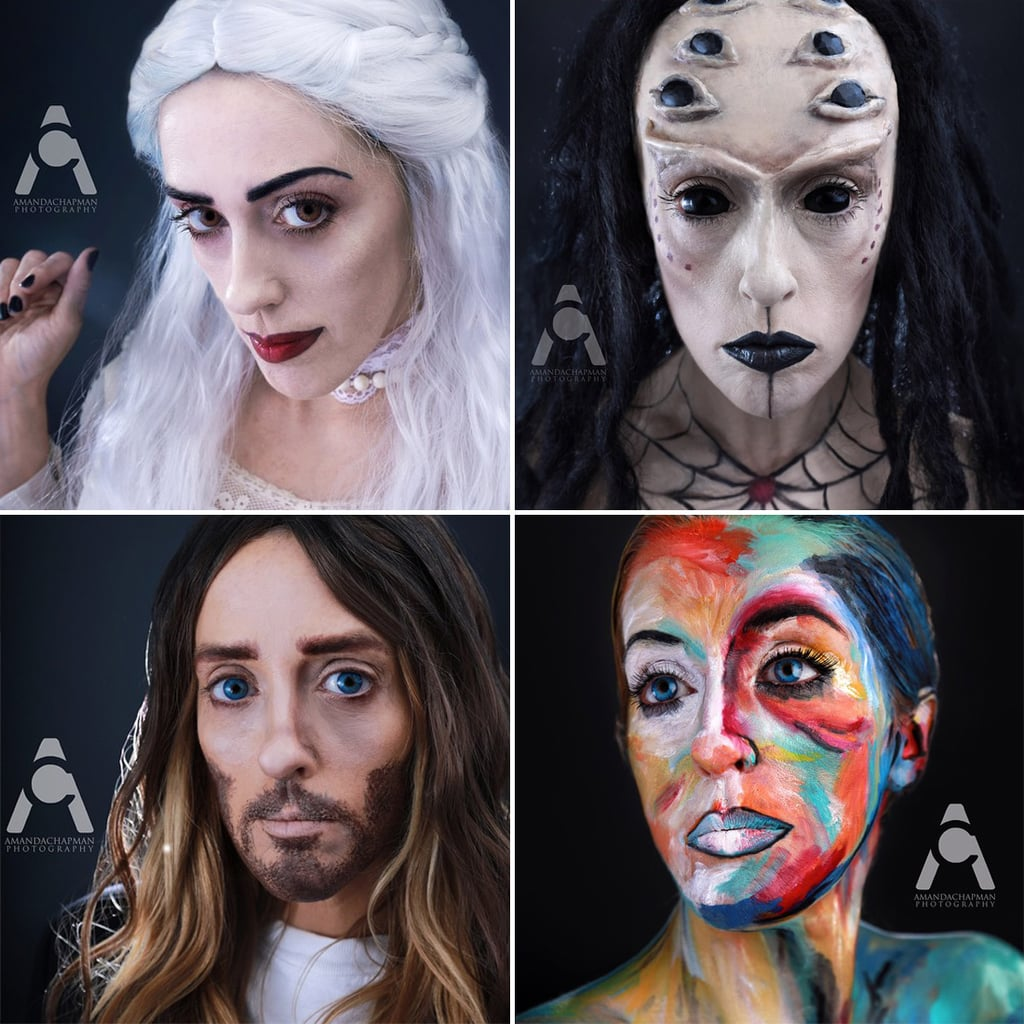 31 days of halloween makeup challenge | popsugar beauty