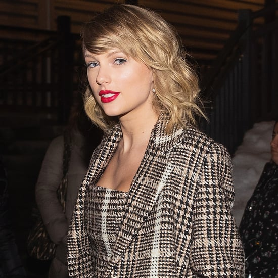 Taylor Swift Drops Evermore Jewelry For Her Birthday