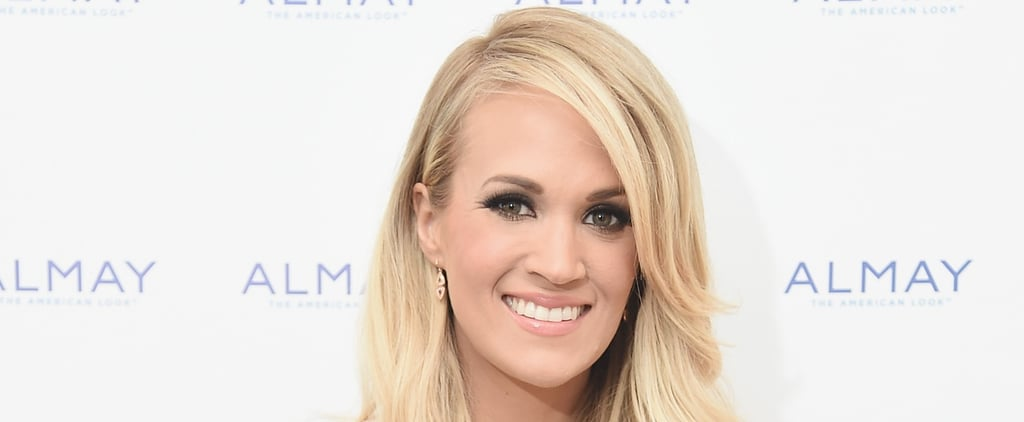 Carrie Underwood Was Spotted at a Resort Looking Amazing After Her Fall