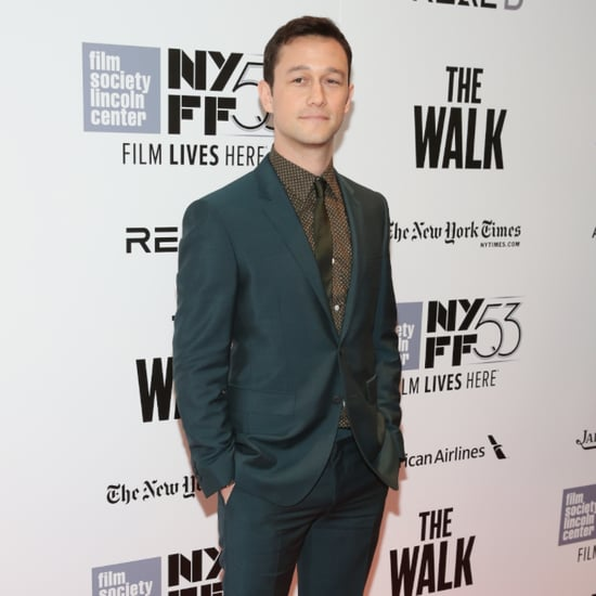 Joseph Gordon-Levitt NYFF September 2015 Pictures