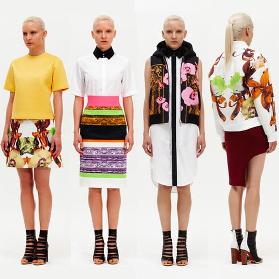 See the Josh Goot Spring Summer 2012-2013 Look Book: Taylor Tomasi Was A Fan, and so Are We!