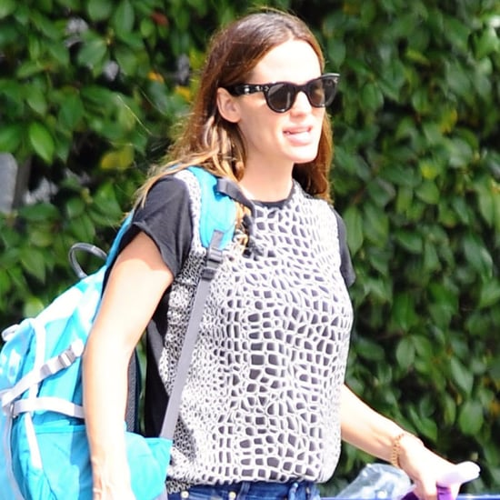 Jennifer Garner Out in LA September 2016