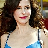 Mary-Louise Parker's Magenta Lips