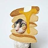 Pancake Pet Costume