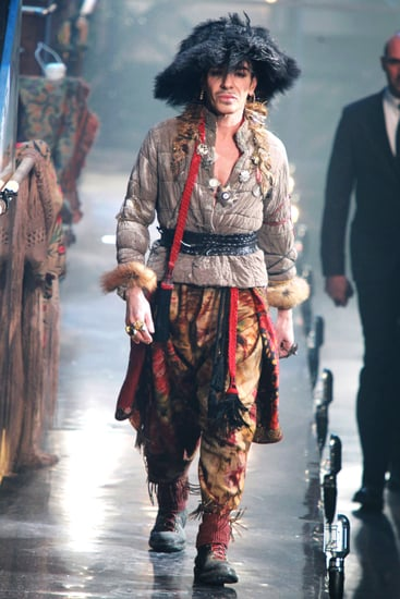 John Galliano Designing for Topshop Rumors