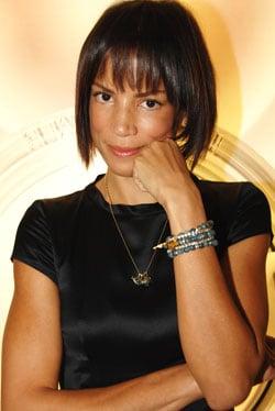 Veronica Webb beauty tips