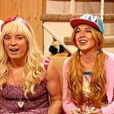 """""""Ew!"""" With Lindsay Lohan"""