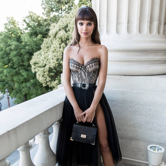 Emily Ratajkowski The Kooples Handbag Collaboration
