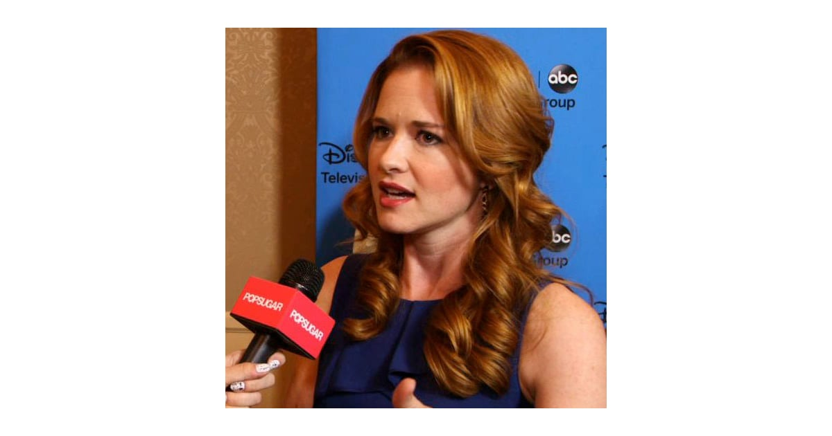 Sarah Drew 2013 Summer TCA Grey\'s Anatomy Interview (Video ...