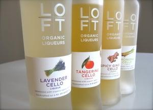 Happy Hour: Loft Liqueurs