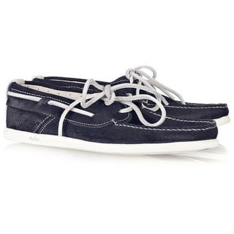 The Boat Shoe Is the Latest Trend For Spring
