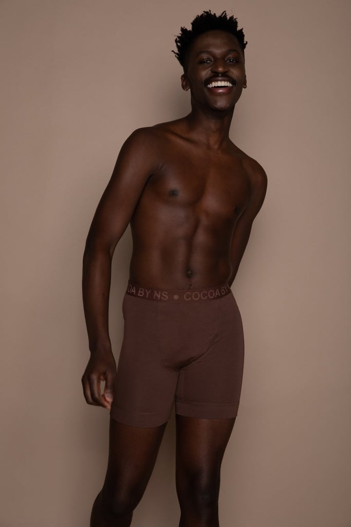Nubian Skin Cocoa by NS Men's Boxer Briefs