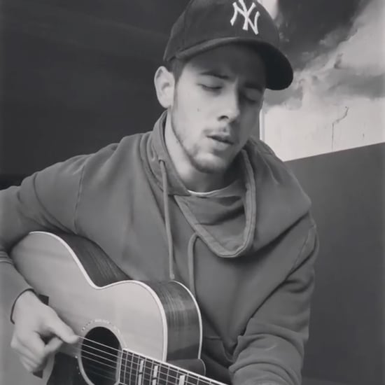 "Nick Jonas ""Shallow"" Cover"