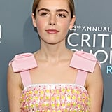 Kiernan Shipka at the 2018 Film Critics Awards