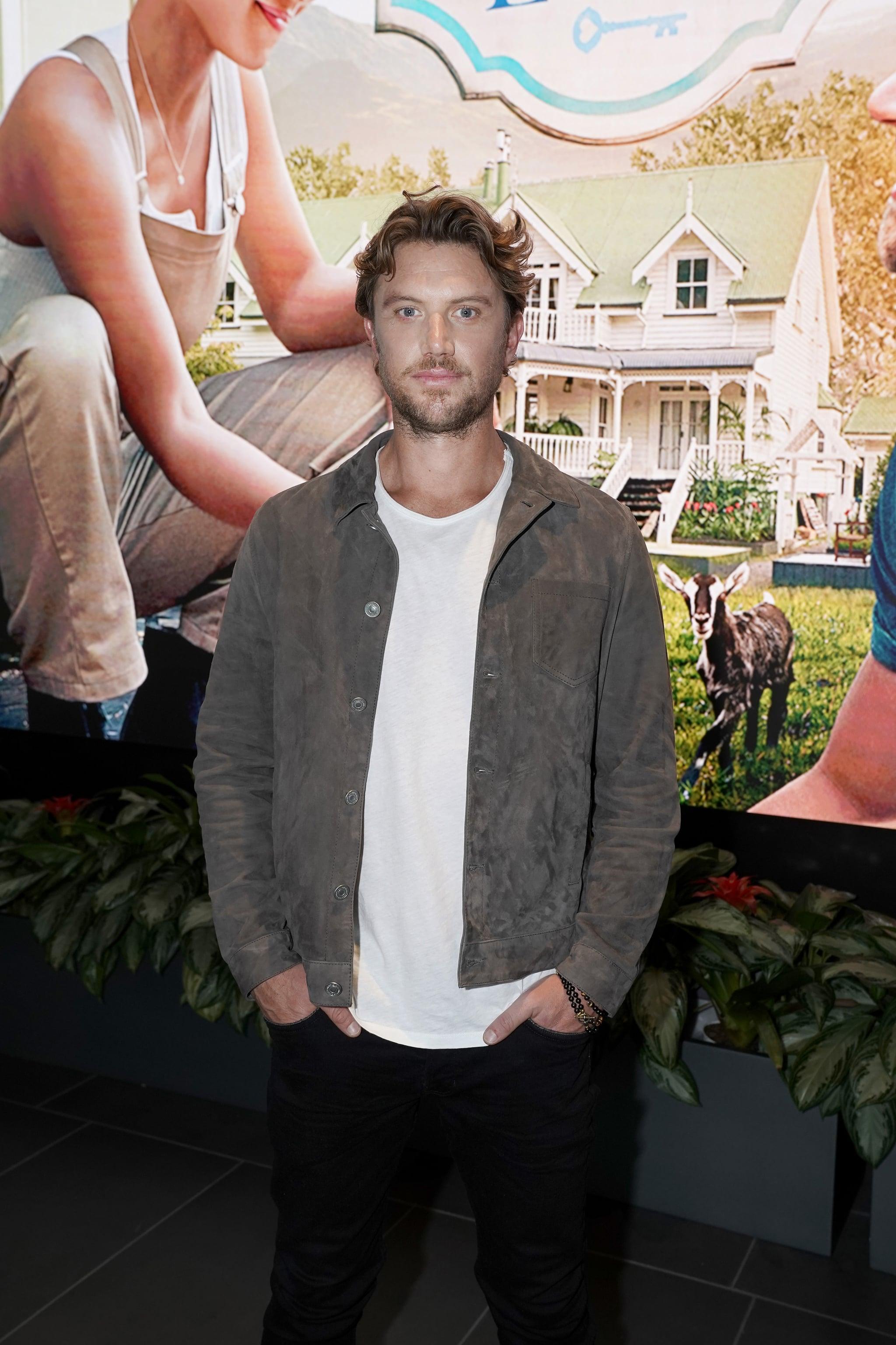 LOS ANGELES, CALIFORNIA - AUGUST 28: Adam Demos attends Netflix's