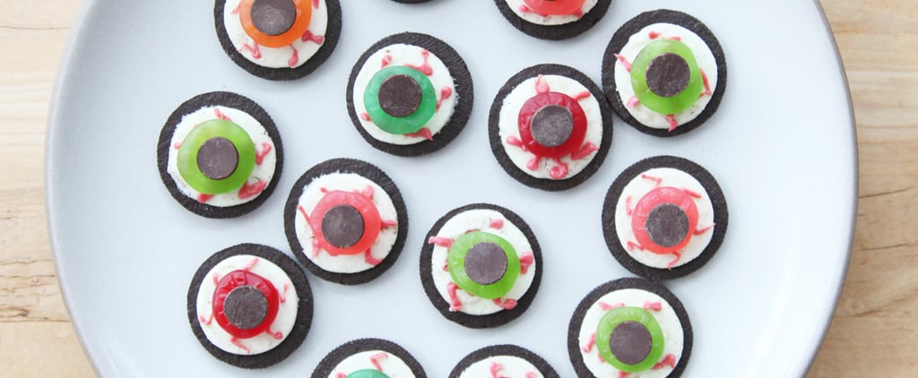Easy Oreo Eyeballs Recipe