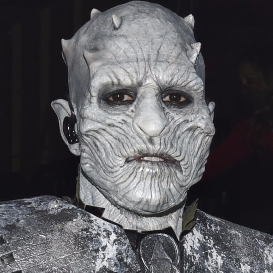 Jason Derulo Game of Thrones' Night King Photos