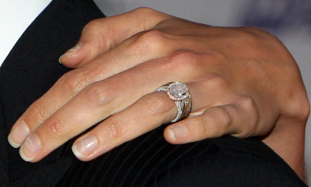 Katie Holmes Celebrity Engagement Rings Pictures
