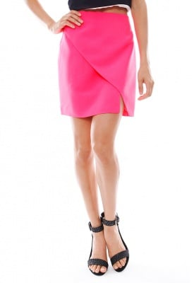 Skirt, $99, Keepsake at Singer22.com.