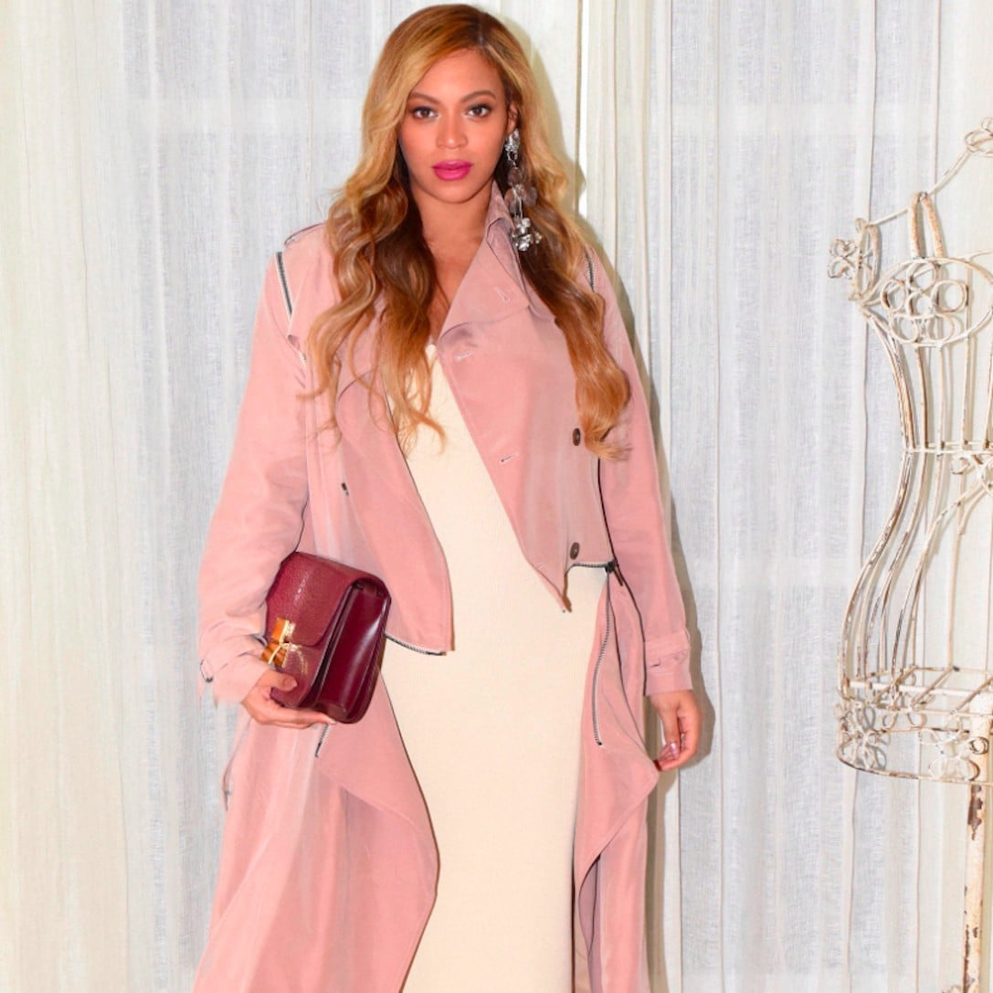 Maternity style tips from beyonces stylist popsugar fashion ombrellifo Images