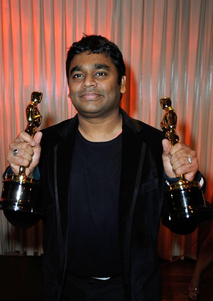 Oscar After Parties