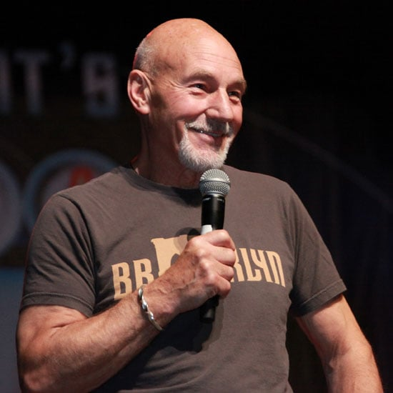 Patrick Stewart Interview on Nerdist