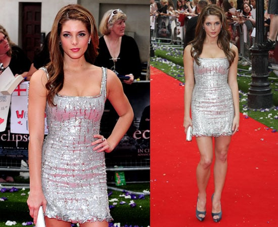 Pictures of Ashley Greene at Eclipse London Premiere