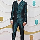 Alex Wolff at the 2020 BAFTAs in London
