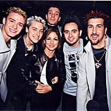 Gloria Estefan and *NSYNC