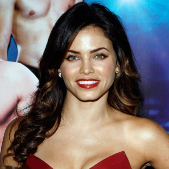 Jenna Dewan's Hair at the Magic Mike Premiere