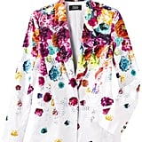 You can't beat the print (or the price) on this Prabal Gurung For Target Blazer in Floral Crush Print ($50).