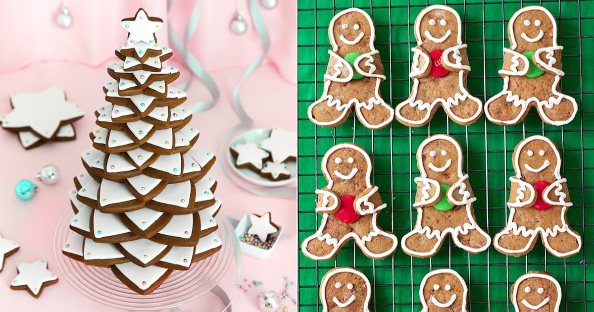 The Prettiest Christmas Cookie Inspiration That's as Sweet as Can Be