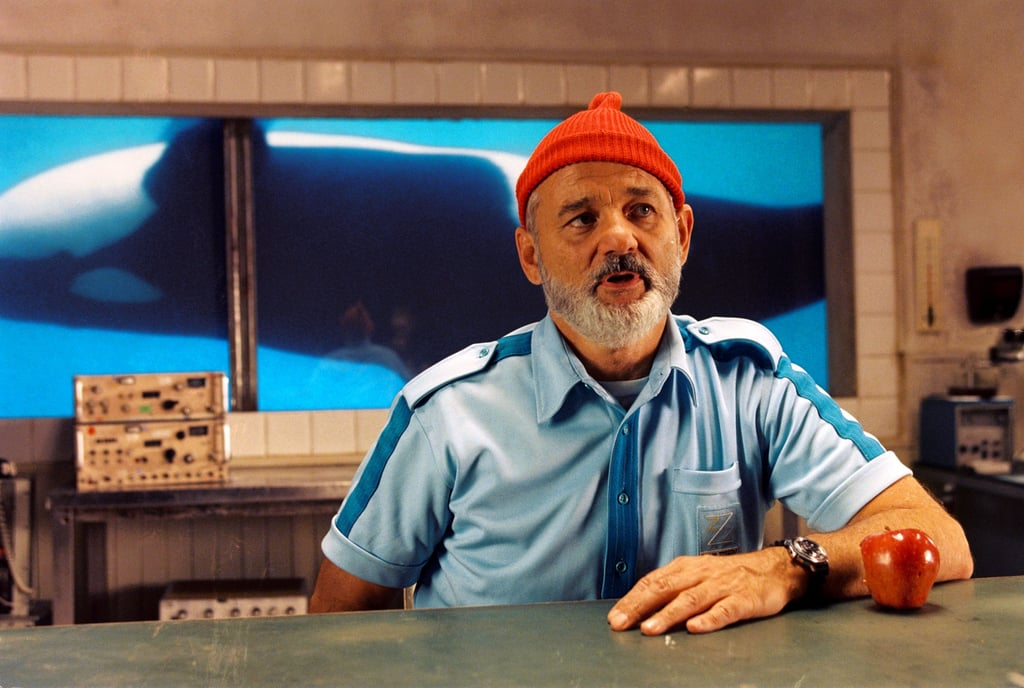 Steve Zissou From The Life Aquatic With Steve Zissou