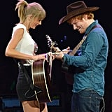 When Their Guitar Playing Was Perfectly in Sync