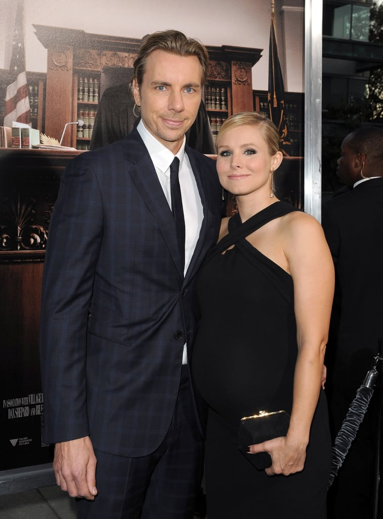 "Kristen Bell and Dax Shepard are proud parents of a baby girl! They announced the arrival of their second daughter on Twitter on Friday night with Dax writing, ""Delta Bell Shepard is here. She doesn't look like either Kristen or me, but we're gonna keep her anyway. #christmascameearly,"" and Kristen following with ""The estrogen has now hit critical mass! Good luck, Dax. And welcome to the world DELTA BELL SHEPARD."" Delta joins older sister, Lincoln, who will turn 2 in March. Congrats to the family of four!"
