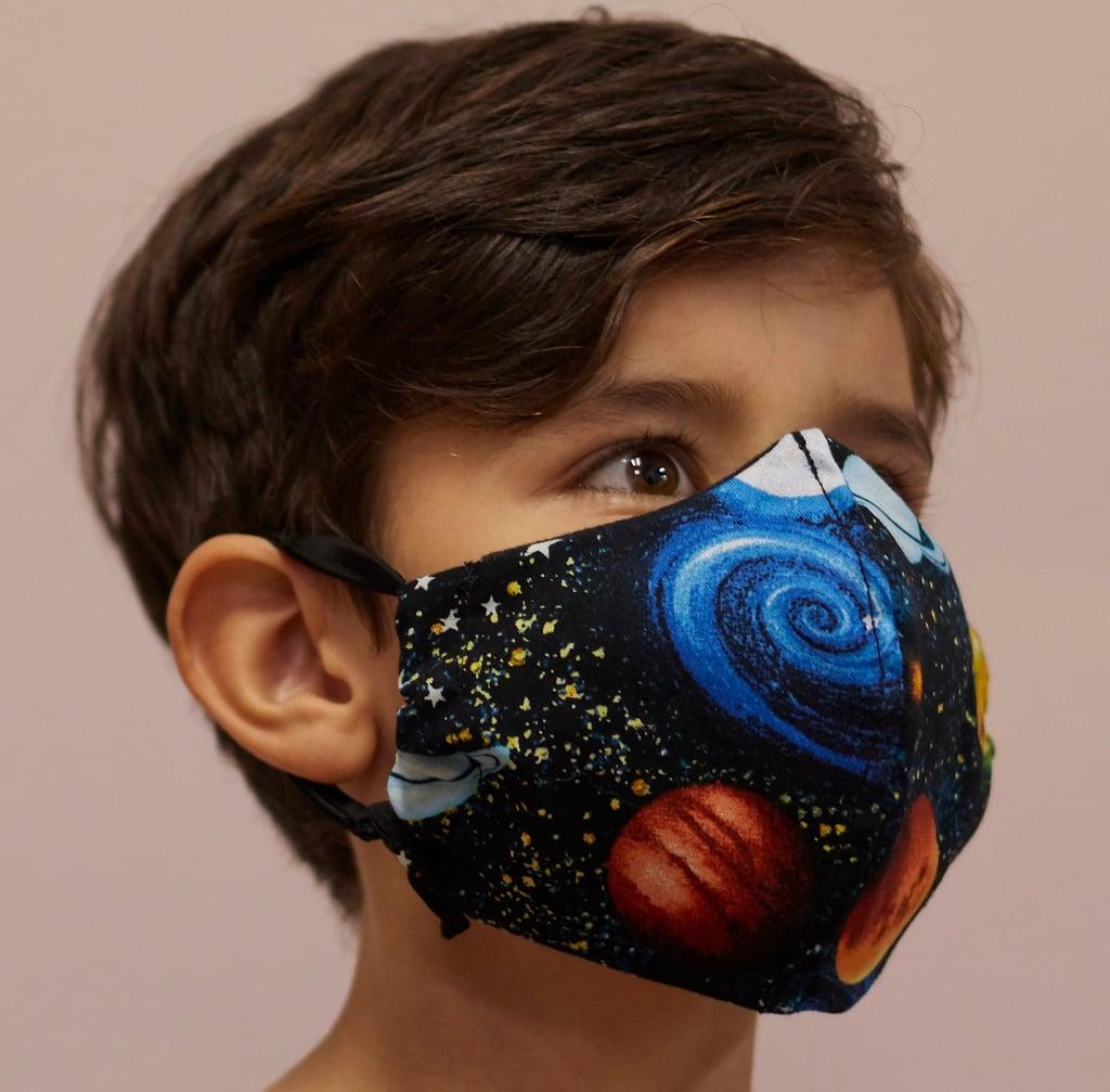 Kids' Cotton Face Masks