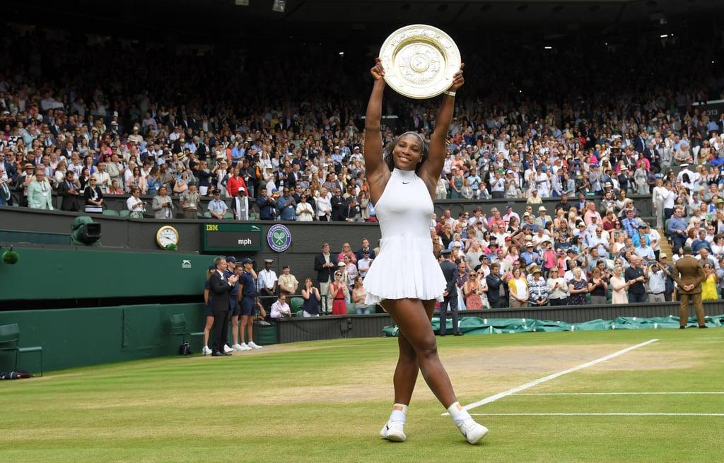 Serena Williams Won Her 22nd Grand Slam Title