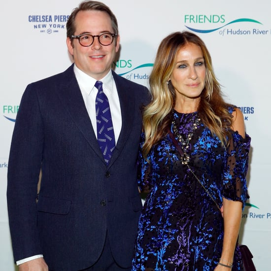 Sarah Jessica Parker and Matthew Broderick at Hudson Gala