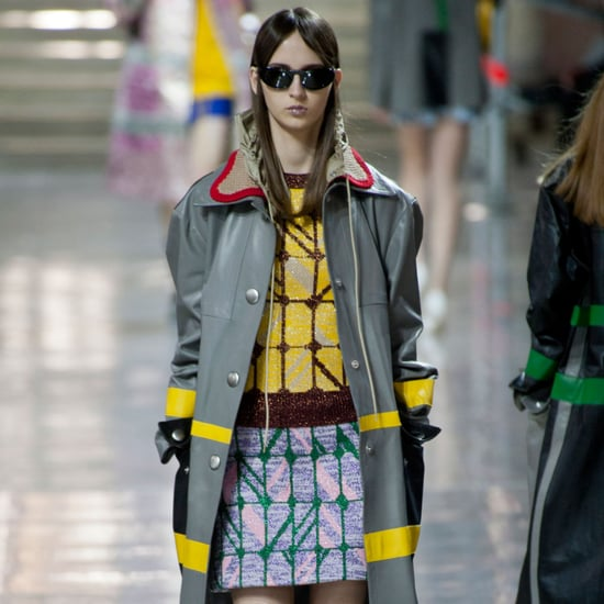 Miu Miu 2014 Autumn Winter Paris Fashion Week Show Pictures