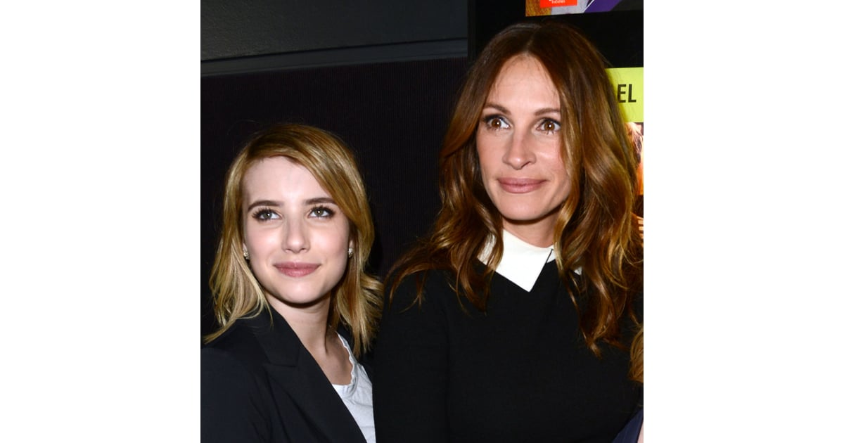 Julia Roberts, Emma Roberts at Jesus Henry Christ Pictures ...