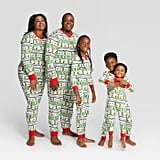 Holiday Dr. Seuss The Grinch Family Union Suits