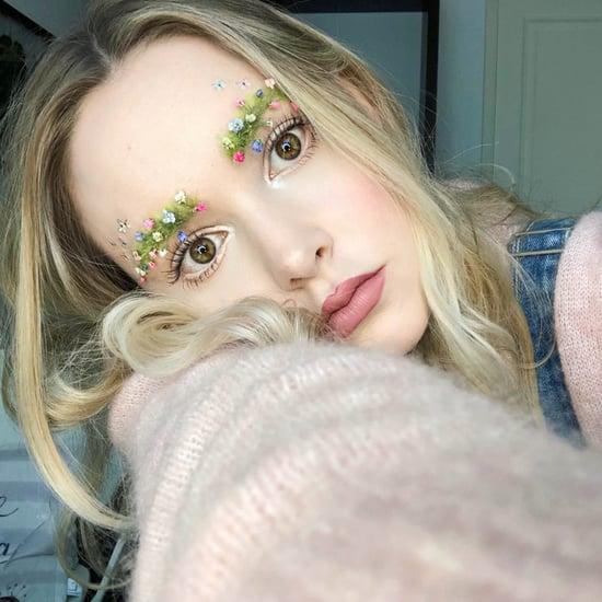 Garden Eyebrow Trend