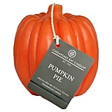 Chesapeake Bay Pumpkin-Shaped Candle