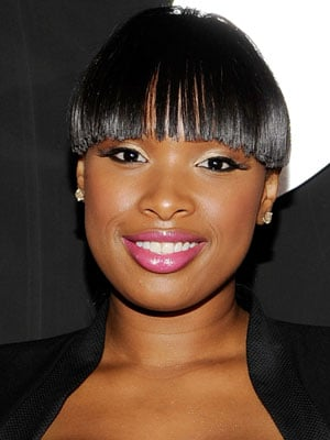 Jennifer Hudson  at Grammys