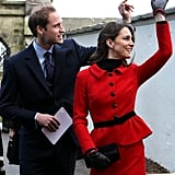 Will and Kate's First Royal Visit to Scotland Together